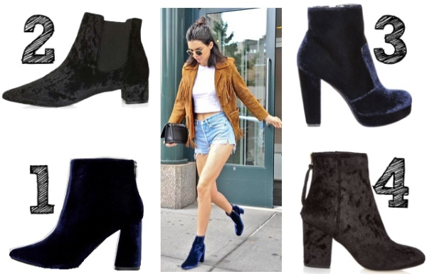 Kendall Jenner's Gianvito Rossi Margaux