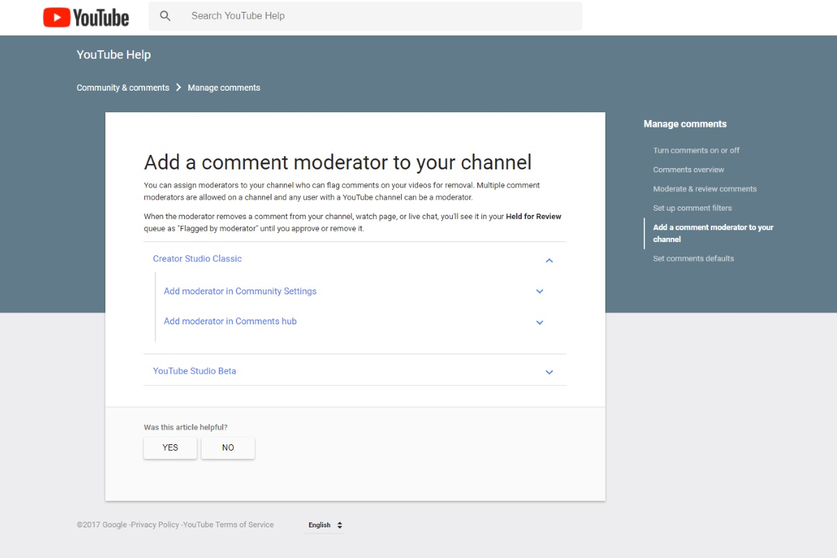 The Importance Of Moderators And Blocking For Youtubers Magiclinks Blog