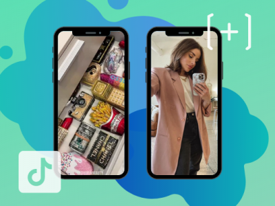 From #openupthesafe to #myaesthetic, these are the hottest TikTok challenges taking over our For You pages!