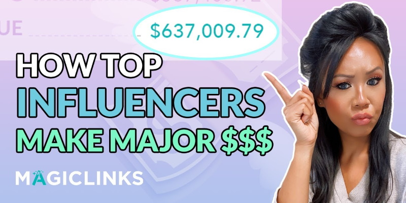 top $$ earning tips for influencers: earn money on youtube, instagram, and tiktok with these creator marketing tips