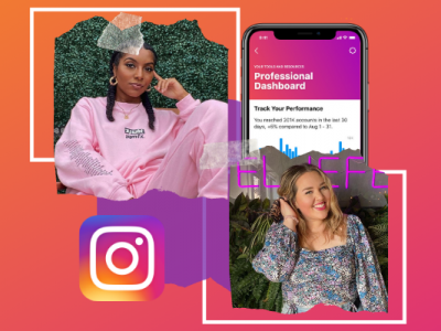 instagram launches professional dashboard for influencer insights and analytics. the instagram professional dashboard offers instagram performance tracking, trends & insights based on your accounts and those in your niche, check monetization status, and get tips directly from instagram.
