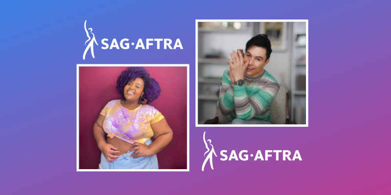 sag-aftra, the labor union that represents & gives benefits to over 160,000 entertainment industry workers, has approved an influencer agreement to give union benefits to some content creators.