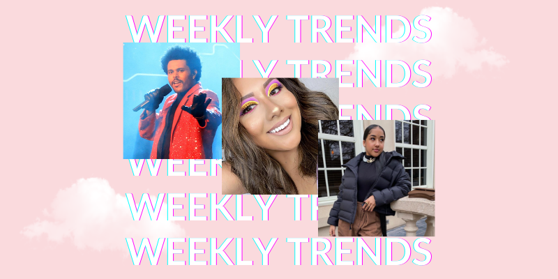 weekly social media trends for influencer content inspiration