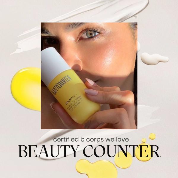 beautycounter b corp brands