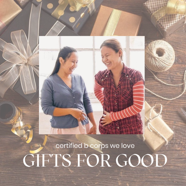 gifts for good b corp brands