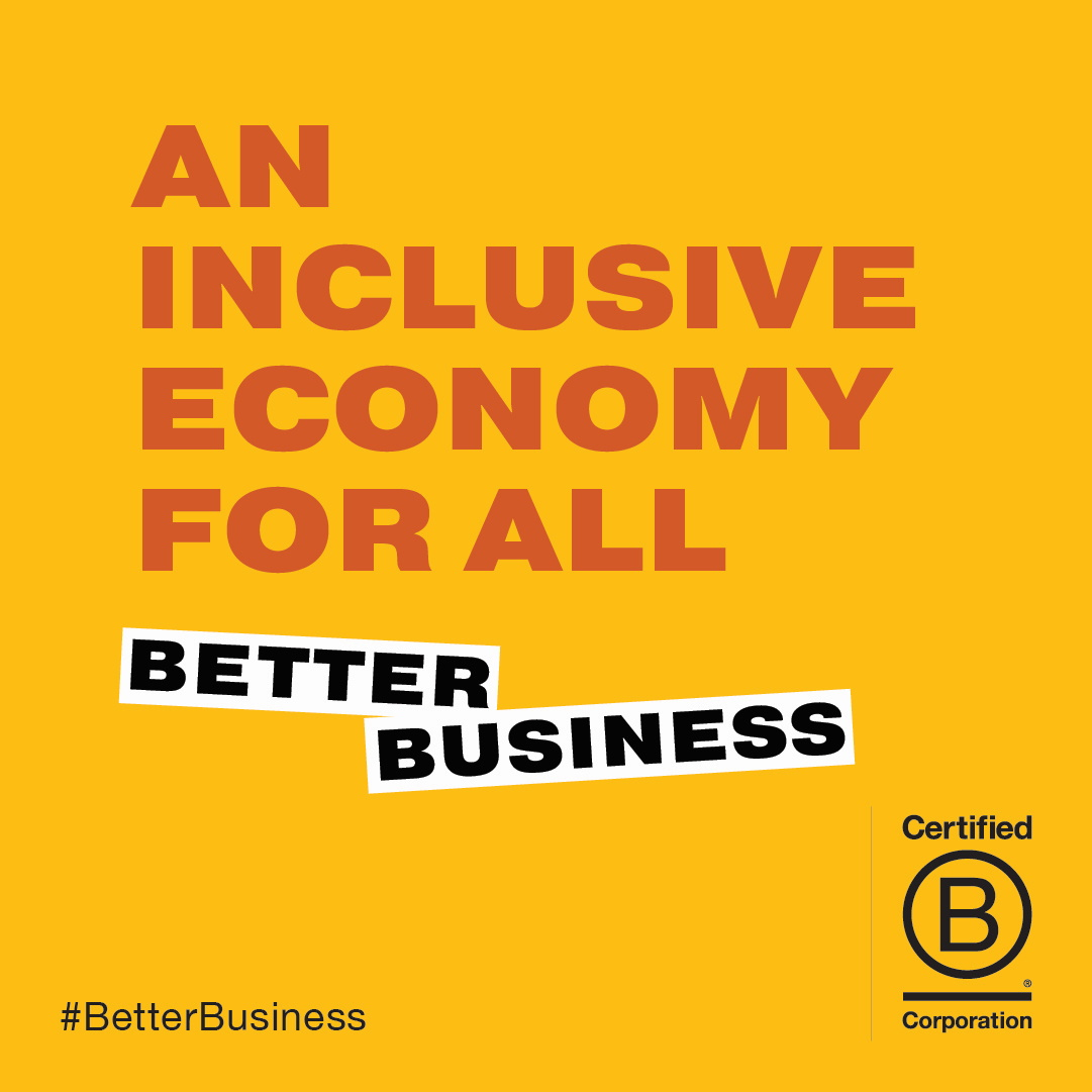 b corp - an includive economy for all