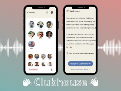 if you can get an invite, clubhouse is potentially a HUGE new monetization and growth avenue for influencers. here's what you need to know about the ultra-buzzy, audio-only app