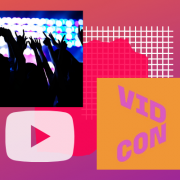 VidCon is BACK! VIdCon 2021 will be from October 21-24, and will offer hybrid in-person and online ticketing models.