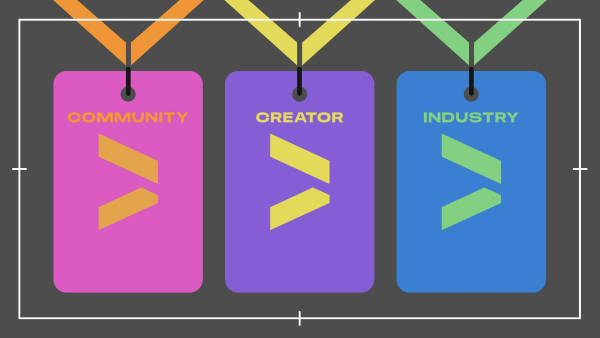 3 types of tickets will be available at Vidcon 2021: Creator Track, Community Track, and Industry Track.