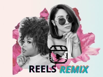 The new instagram reels remix feature allows creators to collab with anyone, instantly!