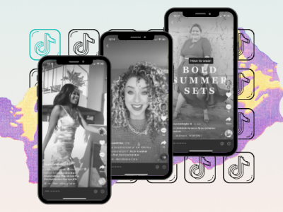new 2021 tiktok features include TikTok captions, TikTok playlists, and the TikTok Music Visualizer